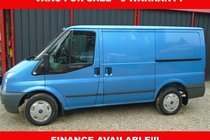 Ford Transit 280 TREND LR P/V 6 MONTH WARRANTY-12 MONTH MOT-12 MONTH AA COVER-12 MONTH FULL SERVICE