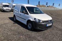 Volkswagen Caddy C20 Life 1.6TDI 102PS