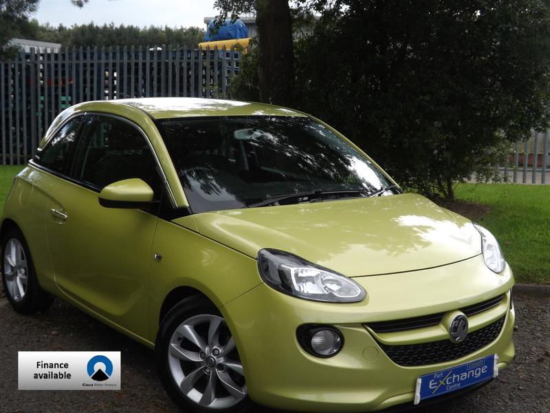 Vauxhall ADAM