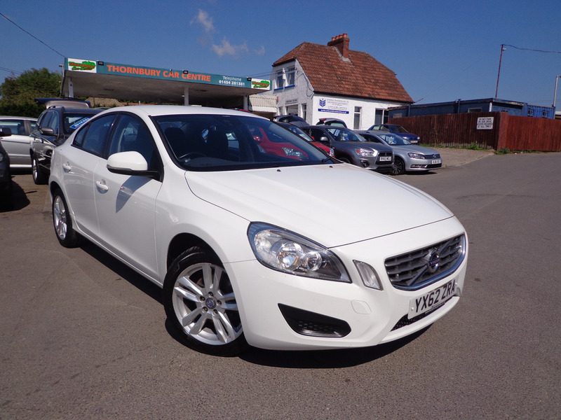 volvo s60 1 6 d2 es 115ps thornbury car centre. Black Bedroom Furniture Sets. Home Design Ideas