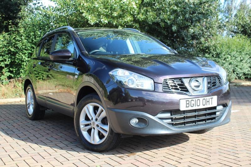 Nissan Qashqai DCI N-TEC | Leigh Cars Ltd