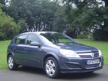 Vauxhall Astra 1.4I 16V ENERGY