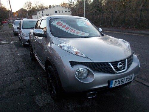 Nissan Juke 1.5 DCI ACENTA BUY NO DEP & £40 A WEEK T&C