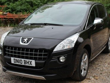 Peugeot 3008 2.0 HDI FAP 150 EXCLUSIVE