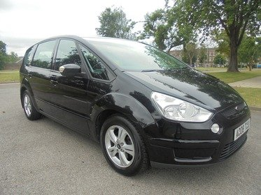 Ford S-Max 2.0 LX
