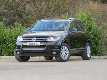 Volkswagen Touareg 3.0 V6 TDI SE BLUEMOTION TECHNOLOGY