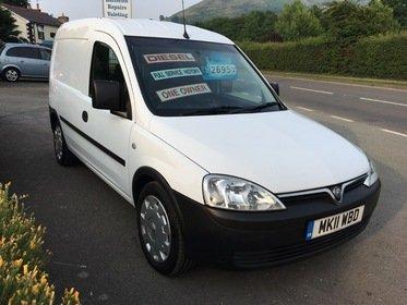 Vauxhall Combo 1700 Cdti A/C SWB H/C