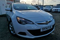 Vauxhall Astra GTC SPORT S/S