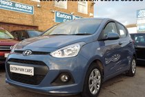Hyundai I10 1.0 SE 1 Owner, Full S/History, £20 Tax