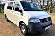 Volkswagen Transporter T28 SWB KOMBi #6seater Van #NOVAT #FinanceAvailable