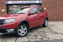 Dacia Sandero STEPWAY AMBIANCE TCE BUY NO DEPOSIT & ONLY £25 A WEEK T&C APPLY RECENT SERVICE