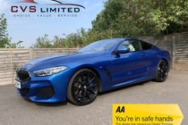 BMW 8 SERIES 3.0 840d Steptronic xDrive (s/s) 2dr