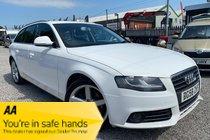 Audi A4 AVANT TDI DPF SE