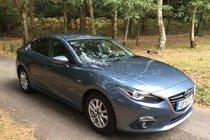 Mazda 3 SE-L NAV FULL MAZDA HISTORY SAT NAV AND BLUETOOTH