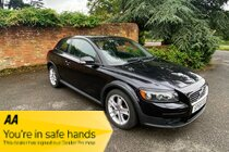 Volvo C30 SE LUX LEATHER TRIM AND FULL SUNROOF