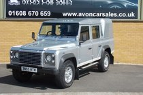 Land Rover Defender TD5 XS DCB