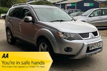 Mitsubishi Outlander DI-D INTENSE WARRIOR H-LINE