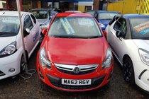 Vauxhall Corsa SXi 1.2i VVT