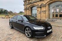 Audi A6 TDI QUATTRO S LINE BLACK EDITION