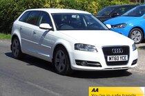 Audi A3 SPORTBACK TFSI SE