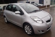 Toyota Yaris VVT-I T SPIRIT MM