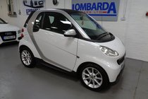 Smart ForTwo coupe pulse 71bhp MHD