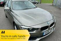 BMW 3 SERIES 2.0 320d ED PLUS TOURING, ULEZ COMPLIANT
