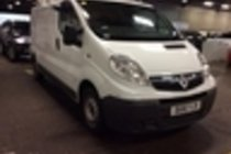 Vauxhall Vivaro 2900CDTI LWB 115 PS *NO VAT* SOLD