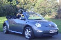 Volkswagen Beetle 1.6 CABRIOLET