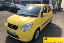 Kia Picanto STRIKE/ £30 ROAD TAX/ONE OWNER