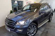 Mercedes M Class ML300 CDI BLUEEFFICIENCY GRAND EDITION