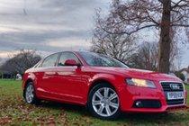 Audi A4 TFSI SE Executive 4dr