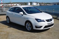 SEAT Ibiza TSI FR #FINANCEAVAILABLE