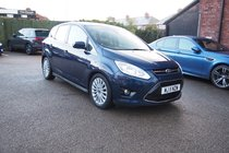 Ford C-Max TITANIUM TDCI  RARE AUTO ! ONLY 11,717 MILES FROM NEW ! 12 MONTHS MOT !