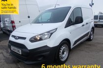 Ford Transit Connect 1.6 TDCi 125 270 SWB Limited Edition L1