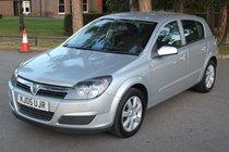 Vauxhall Astra BREEZE 16V TWINPORT