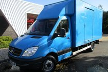 Mercedes Sprinter 519 CDI 5.0 Ton LWB Box Van