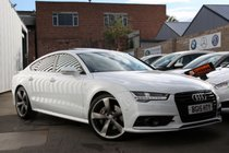 Audi A7 SPORTBACK TDI QUATTRO S LINE BLACK ED