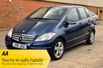 Mercedes A Class A160 CDI BLUEEFFICIENCY AVANTGARDE SE