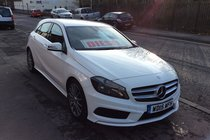 Mercedes A Class A180 CDI BLUEEFFICIENCY AMG SPORT BUY NO DEP & £79 A WEEK T&C APPLY