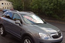 Vauxhall Antara 2.2CDTI EXCLUSIV ONLY £46 A WEEK T&C.30,000 MILES FSH