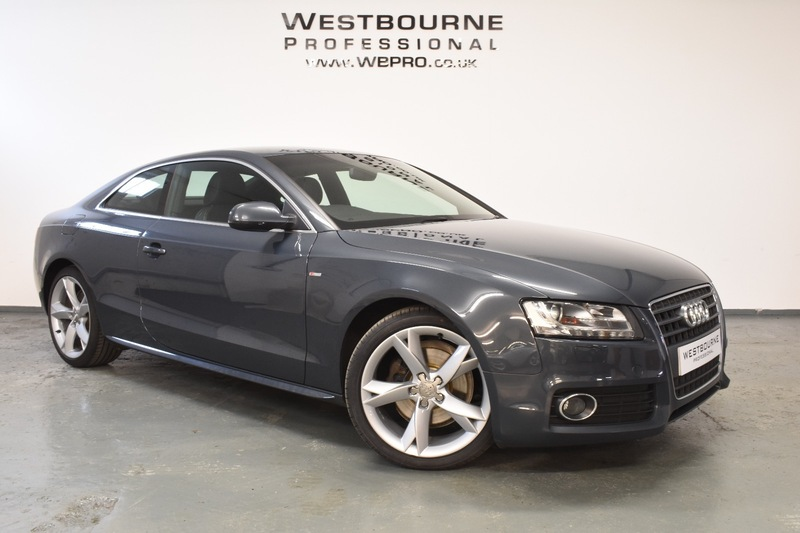 Audi A5 20 Tfsi 180ps S Line Special Edition Westbourne Professional