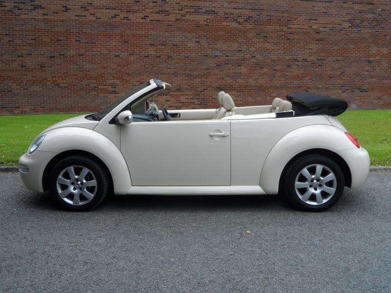 Volkswagen Beetle 2 0 Cabriolet Ak Simpson Car S