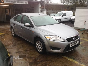 Ford Mondeo EDGE TDCI 125
