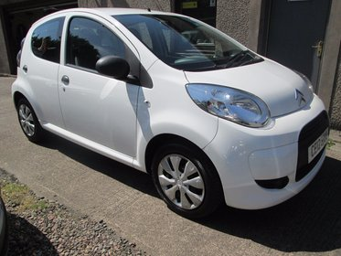 Citroen C1 1.0I VT 68HP, - CAR NOW SOLD -
