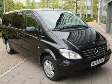 Mercedes Vito 115 CDI LONG TRAVELINER