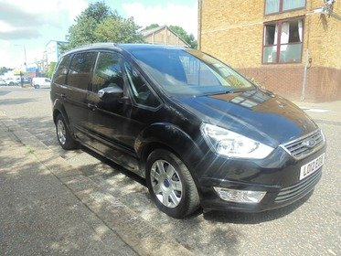 Ford Galaxy 2.0TDCI ZETEC 140PS AUTOMATIC
