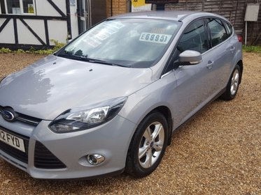 Ford Focus 1.6 TI-VCT ZETEC 105PS