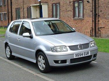 Volkswagen Polo 1.4 SE Automatic 5 door