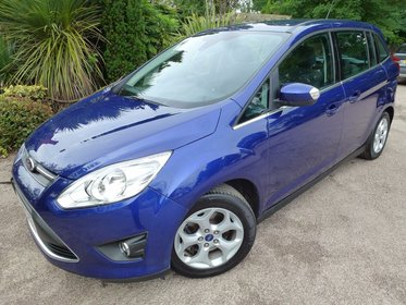 Ford Grand C-Max 1.6 TDCI ZETEC 115PS